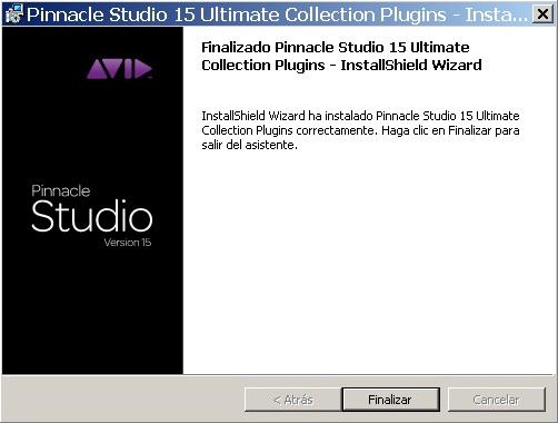 Fin instalacion plugins